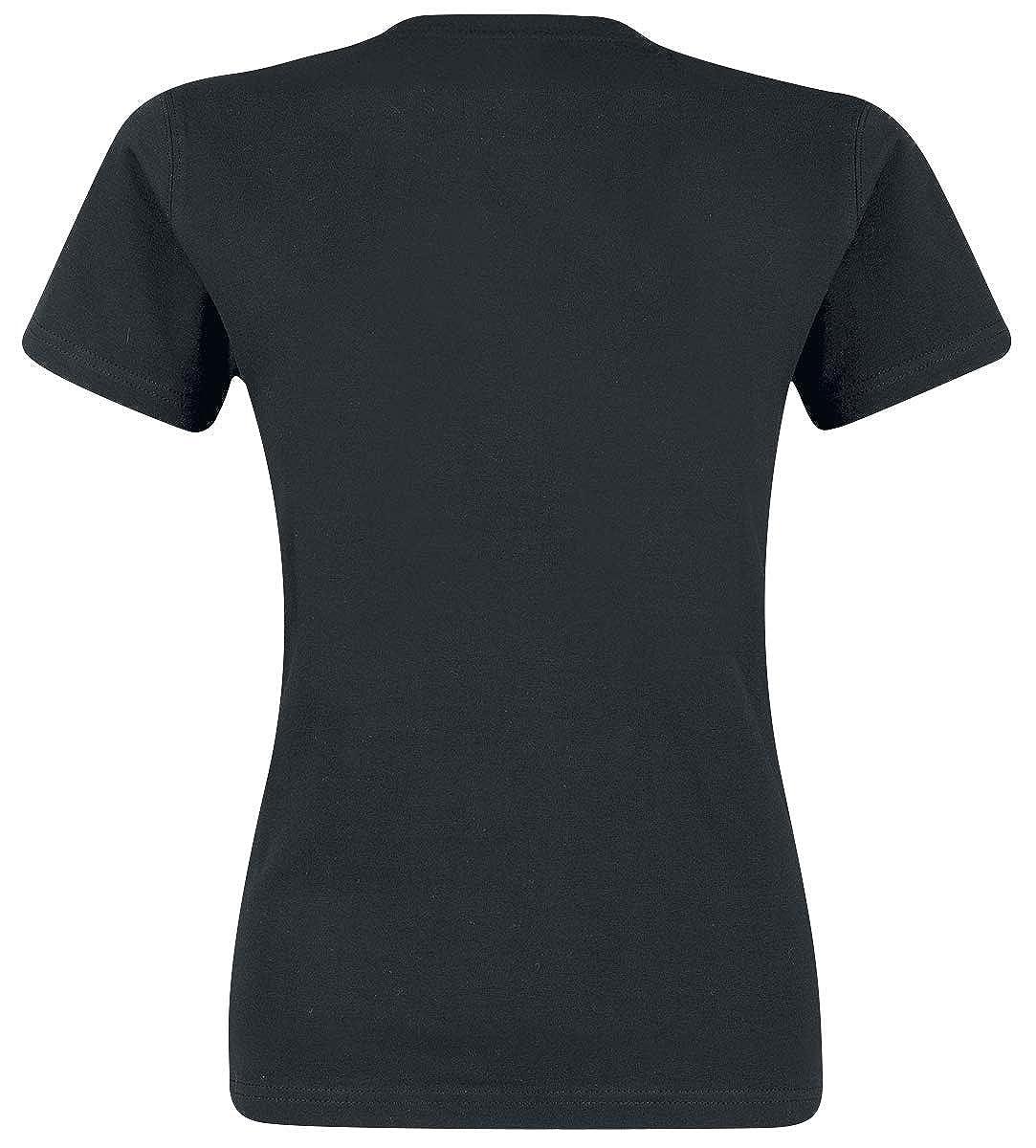 Memo an mich T-Shirt schwarz