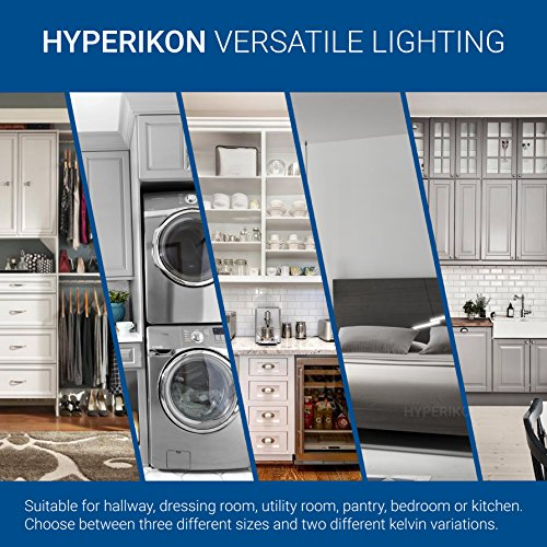 Hyperikon LED Flush Mount Ceiling Light, 14'', 100W equivalent, 1980lm, 4000K (Daylight Glow), 120V, 14-Inch, Dimmable by Hyperikon (Image #9)