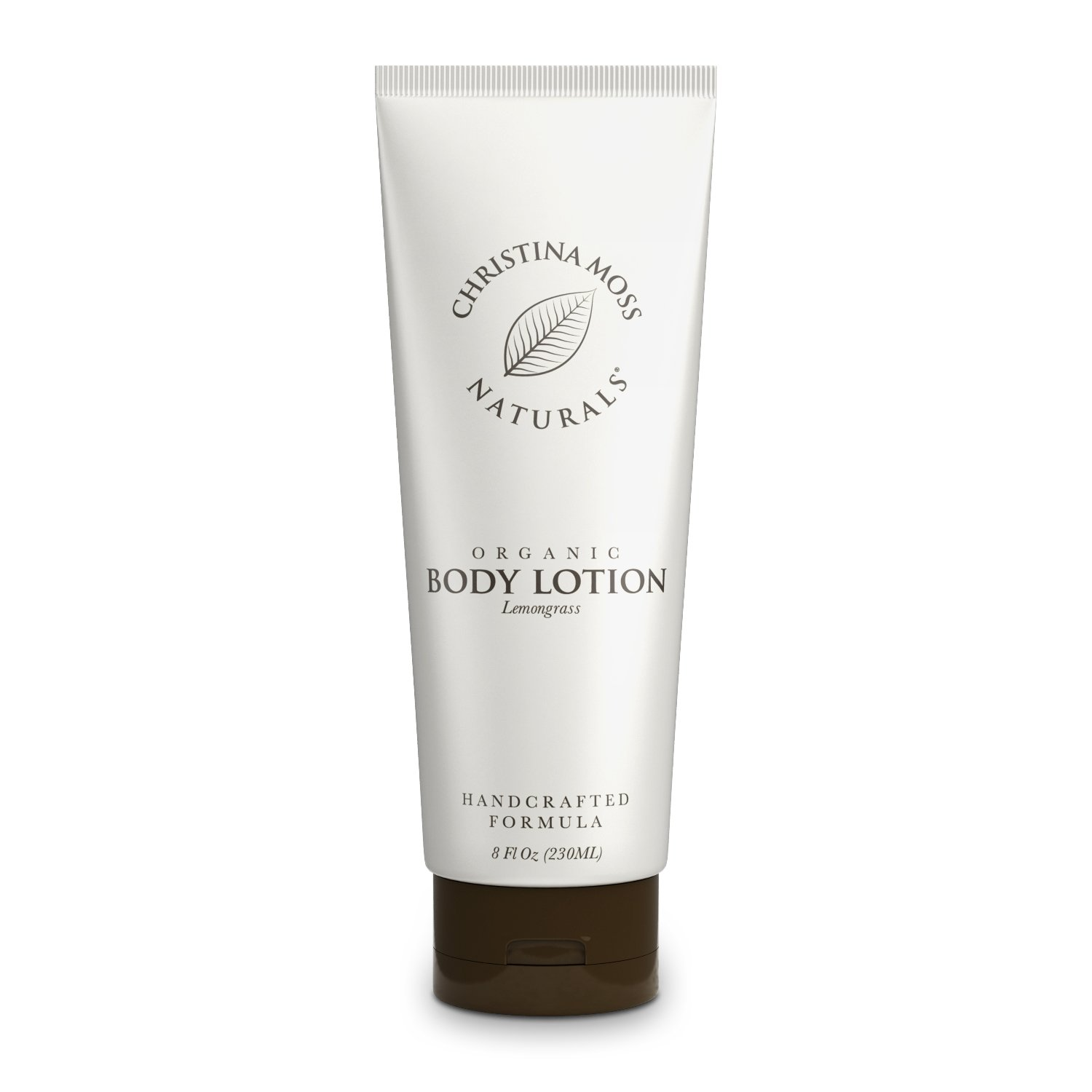 Body Lotion Moisturizer. Organic, Natural Moisturizing Skin Cream for Sensitive, Oily or Severely Dry Skin. Anti-Aging, Anti-Wrinkle, No Toxic Chemicals. For Women & Men. Christina Moss Naturals. 8oz.