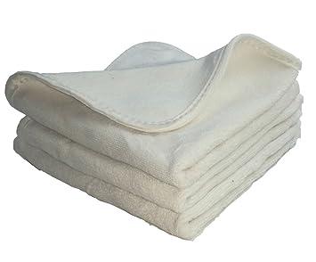 Microfiber facial cloths