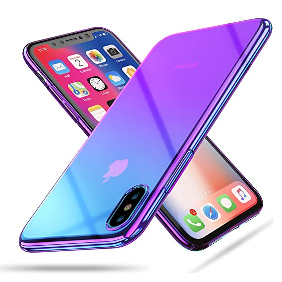 iphone xs purple case