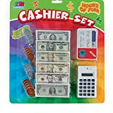 Bargain World Cashier Game Sets (With Sticky Notes)