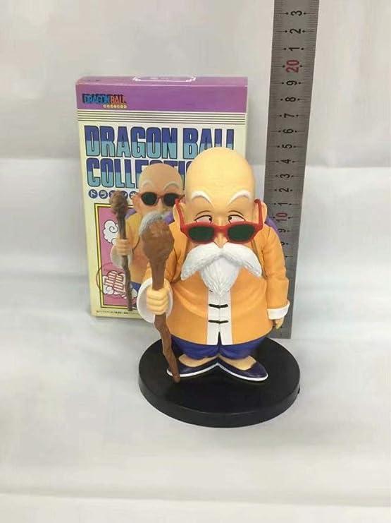 Zozofay Dragon Ball Super Muten-Roshi Anime Decoración Juguete ...