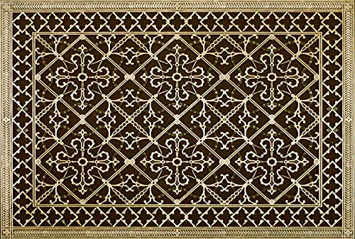 Decorative Grille, Vent Cover, or Return Register. Made o...
