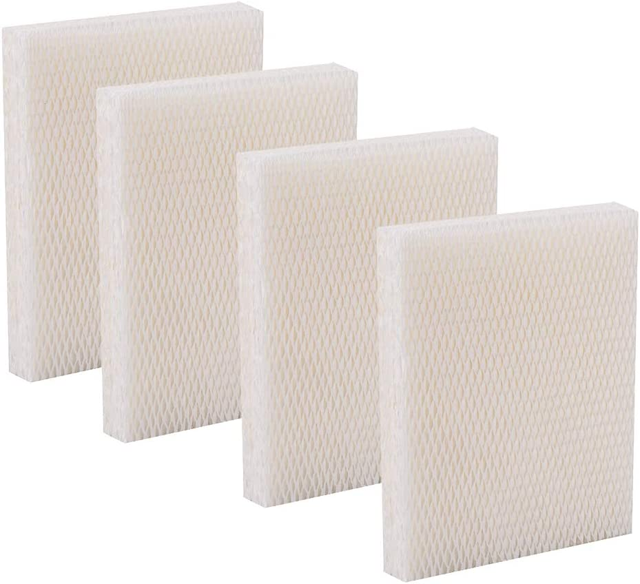 BTNTVEN 4 Pack of Humidifier Replacement HFT600 Filter T for Honeywell HEV615 and HEV620 Humidifiers - Fits Honeywell HEV615 HEV620 HEV615B HEV615W HEV620B HEV620W Cool Mist Humidifier