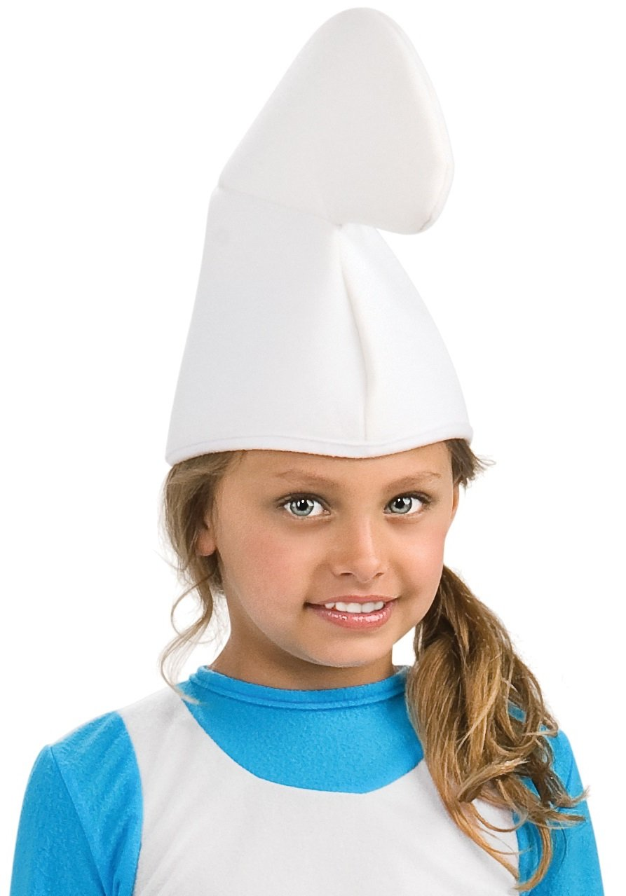 Amazon.com: Rubie's Costume Smurfs: The Lost Village Child's Smurf ...