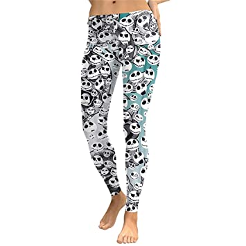 Amazon.com: Linlilei - Leggins para mujer, diseño de ...