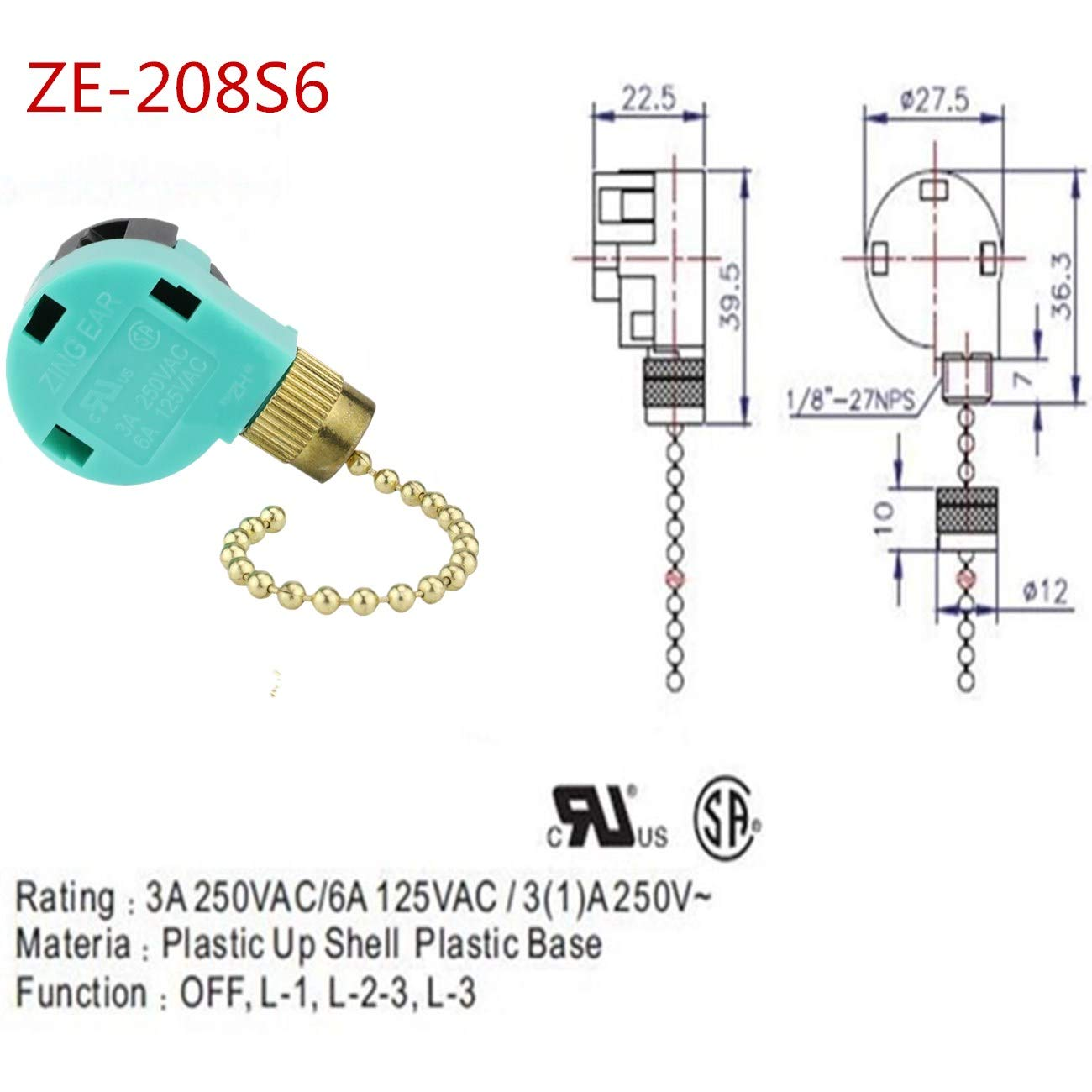F67 Zing Ear Switch Ceiling Fan Wiring Diagram Wiring Library