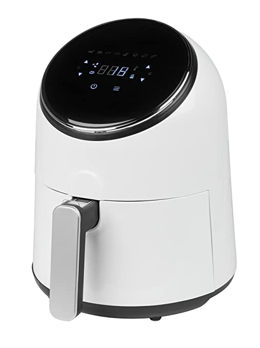 Medion MD 18268 - Freidora de aire caliente, 1300 vatios de potencia, 2.6 L