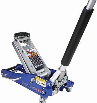 Amazon Com 1 5 Ton Low Profile Compact Aluminum Racing Floor Jack Rapid Pumpar Auto Home Improvement