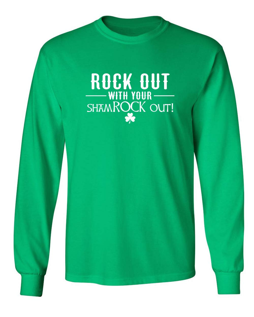 Rock Out With Your St Patrick S Day Saint Irish Pats Sarcastic Funny T Shirt