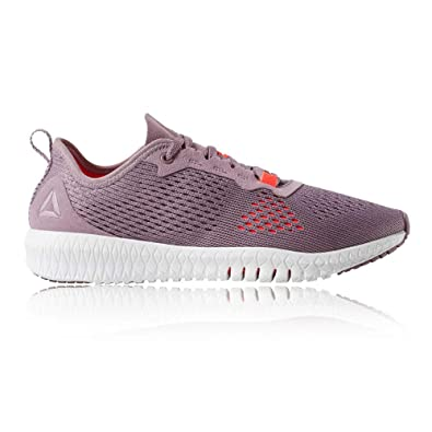Reebok Women s Flexagon Running Shoes Purple  Amazon.co.uk  Shoes   Bags 629ba1195