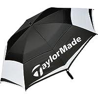 TaylorMade TM Tour Double Canopy Paraguas de Golf