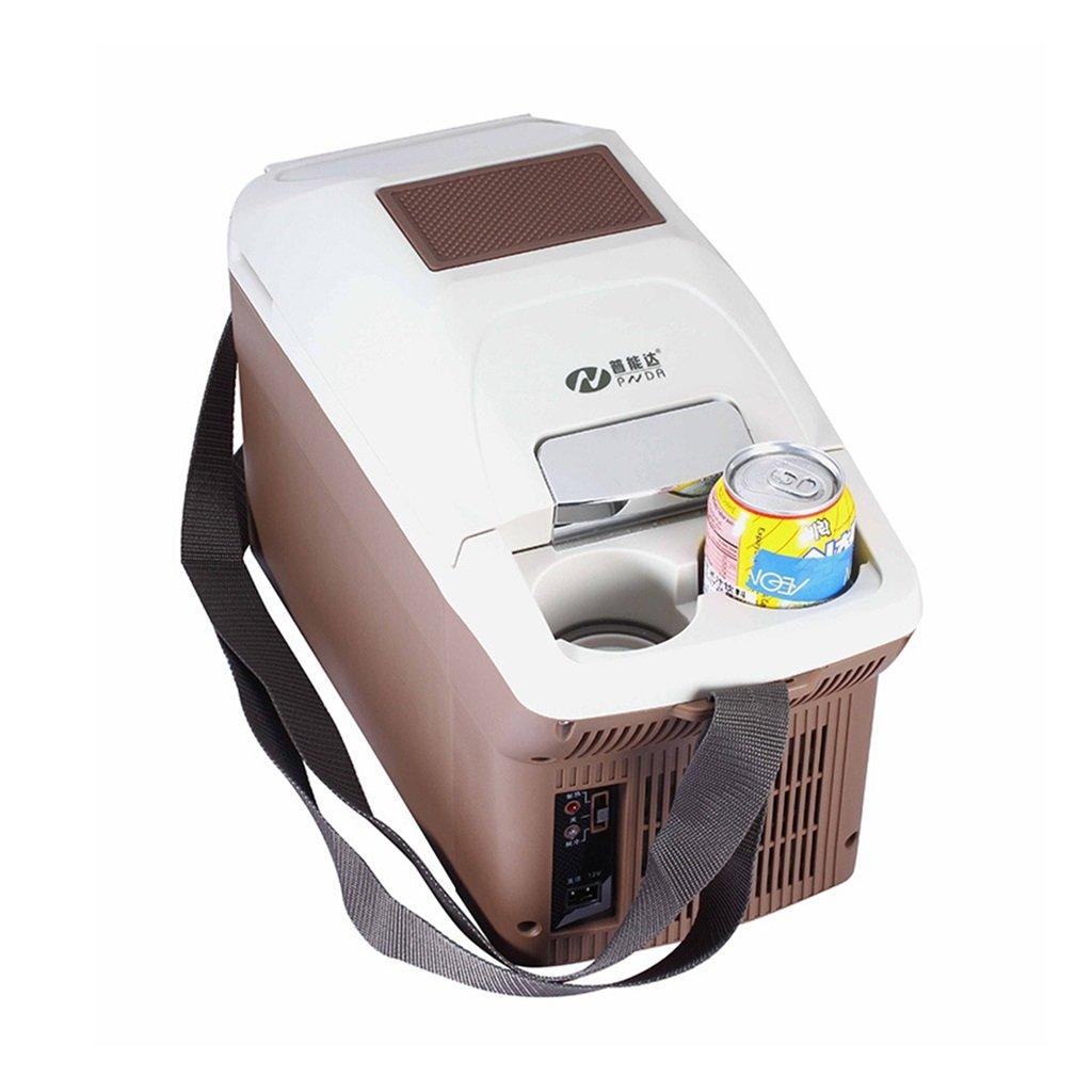 車の冷蔵庫の車デユースのポータブル半導体の加熱と冷却の箱ミニ冷凍暖房薬冷蔵庫9L (サイズ さいず : Car 12v) Car 12v  B07PMQX9VM