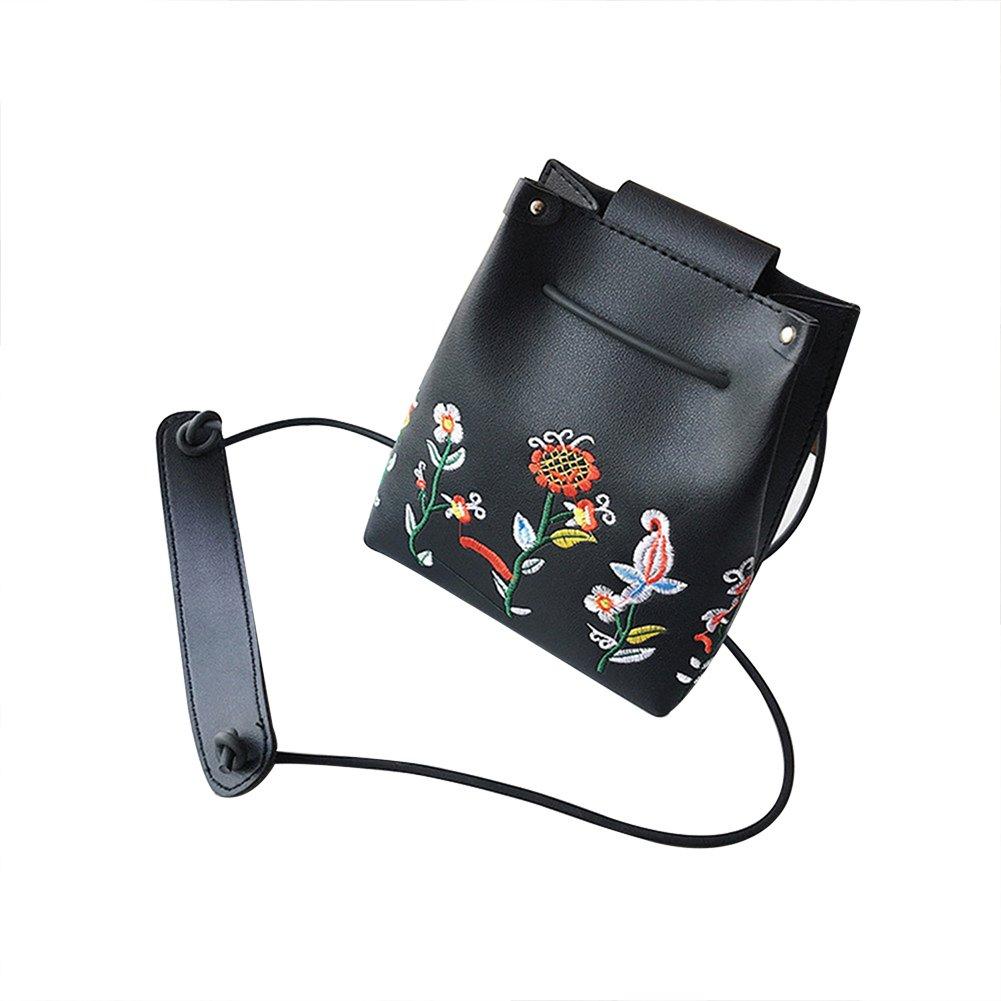 cc84c2002487 Fellibay Girls Sling Leather Crossbody Bag Vintage Handbag Purse ...