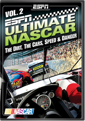 ESPN: Ultimate NASCAR, Vol. 2 - The Dirt, The Cars, Speed and Danger (Dream Dirt Car)