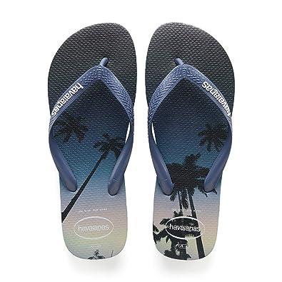 best service 0b3ac 157d5 Havaianas Herren Hype Zehentrenner: Amazon.de: Schuhe ...