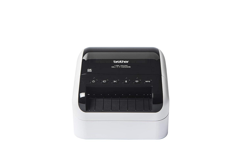 Brother ql-1100nwb impresora de etiquetas Industrial (térmica ...
