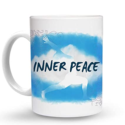 Amazon.com: Makoroni - INNER PEACE Yoga Meditation Zen - 11 ...