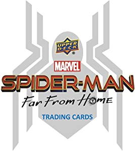 2019 Upper Deck Spider-Man Far From Home Hobby Box
