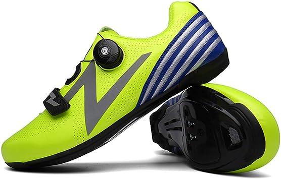 Zapatillas de ciclismo de carretera para adultos unisex Zapatillas de ...