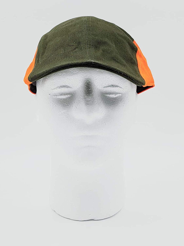 Miscellaneus Coppola Stampa Segugi Verde e Arancione Alta visibilit/à