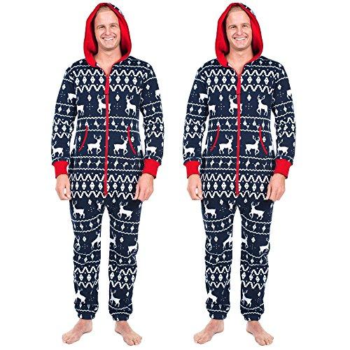 Pijamas de Navidad para Familiares, LILICAT Monos Ropa de dormir de Manga Larga con Estampado de Damas Elk, Pijamas de Mujer & Hombre & Niños: Amazon.es: ...