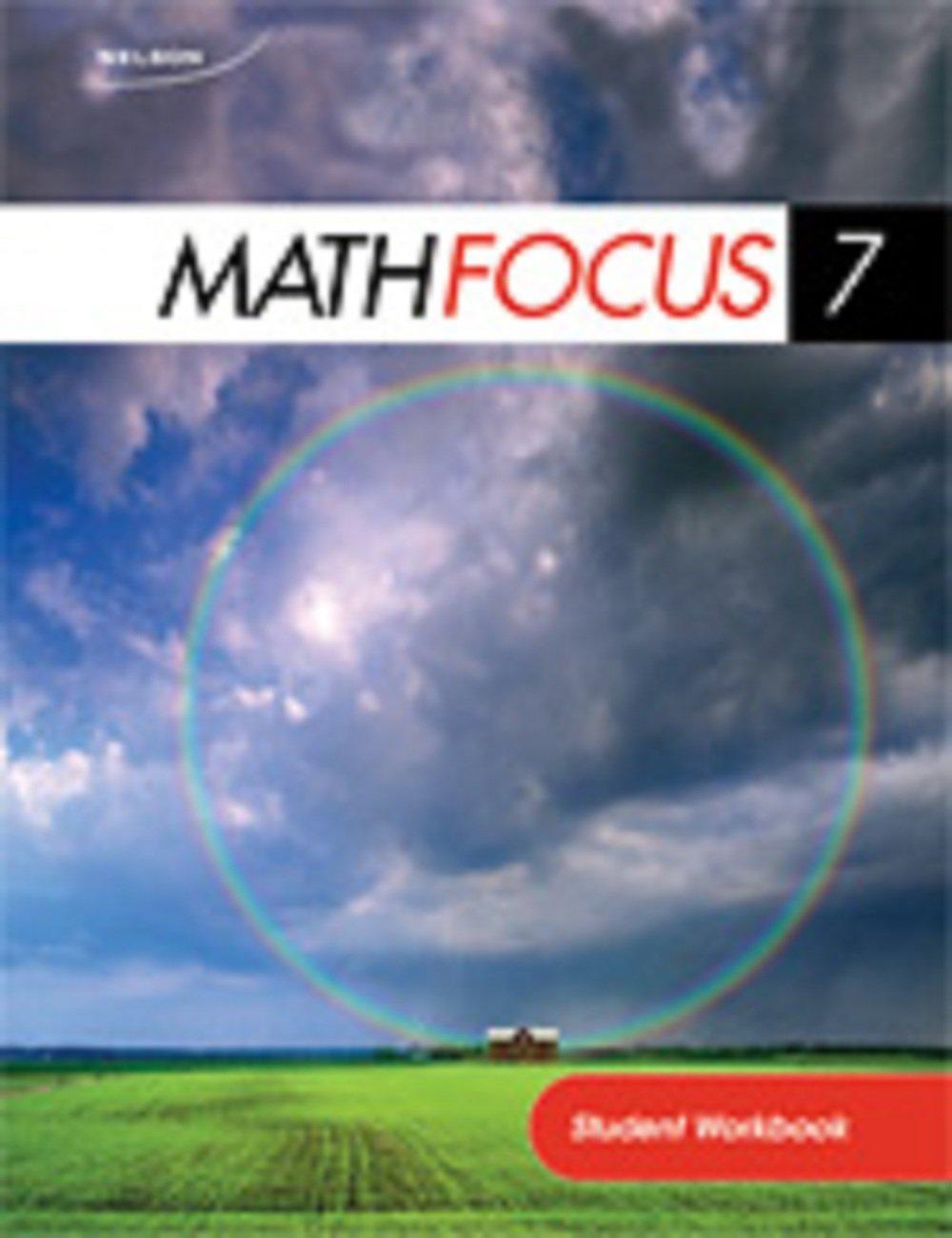 Workbooks nelson math grade 5 workbook : Nelson Math Focus 5: Student Workbook: Marian Small, Hope et al ...