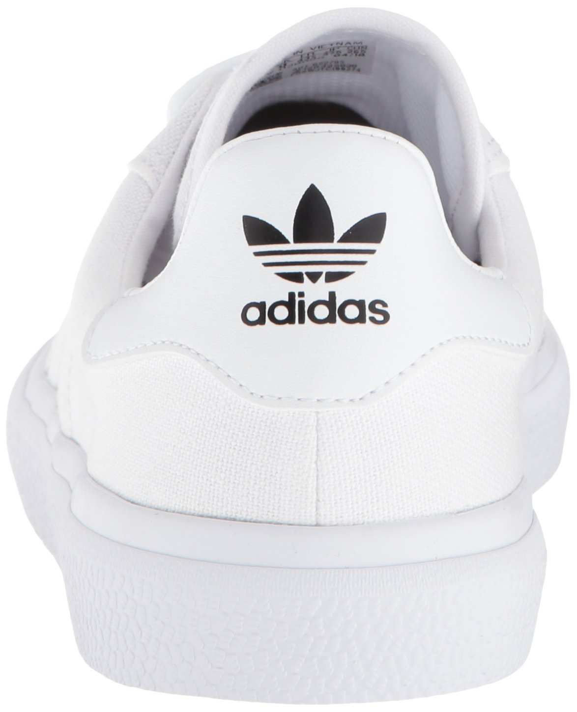 adidas Originals Unisex-adult 3 MC Skate Shoe White/Gold Metallic, 5.5 M US by adidas Originals (Image #2)