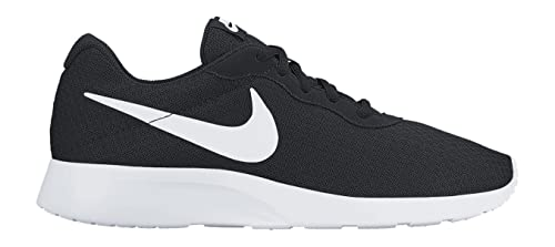 Nike Tanjun - Zapatillas Unisex, Color Negro/Blanco: Amazon.es: Zapatos y complementos