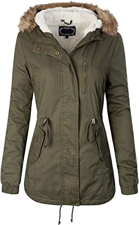 Design by Olivia Womens Casual Warm Fluffy Faux Fur Lightweight Cardigan Jacket Vest