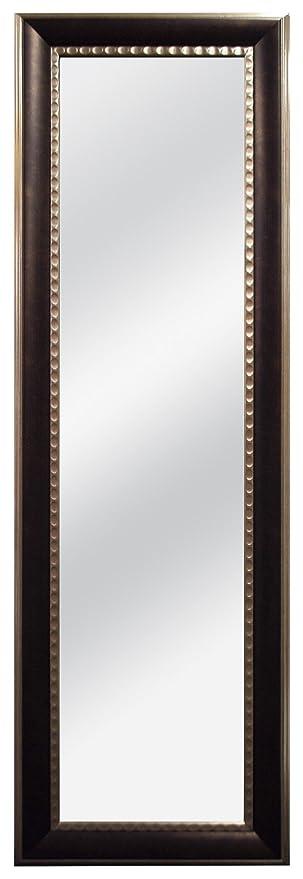 Amazon.com: MCS espejo para puertas 12 x 48 pulgadas, 18 x ...