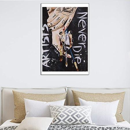 adgkitb canvas 60x90cm NO FrameGirl Inicio Decoración de la ...