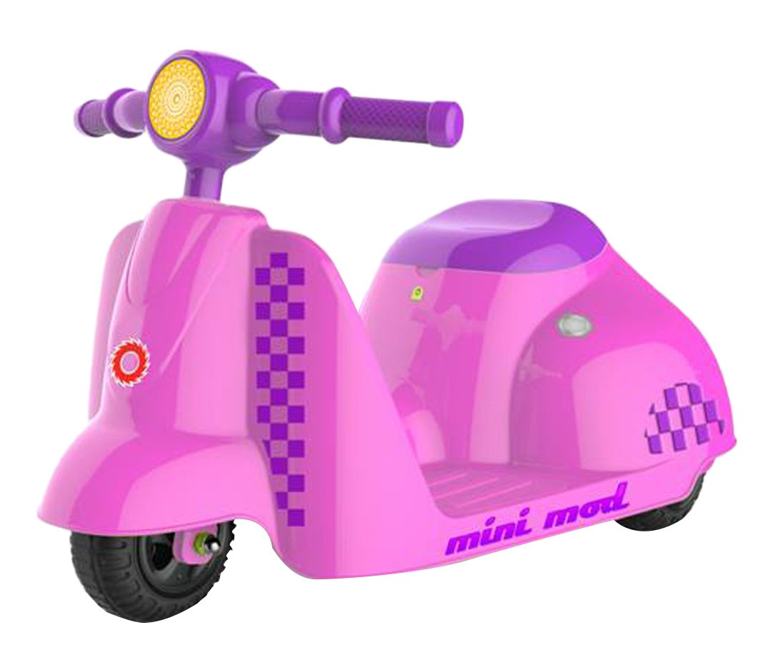 Razor Mini Mod Scooter Eléctrico, Girl, Rosado, One Size ...