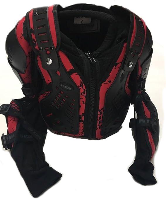 XTRM Collare di sicurezza per adulti per motocross motocross moto fuoristrada motocross quad
