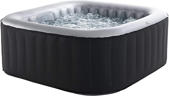 Unbekannt Whirlpool hinchable Mspa Alpine D de AL04 Lite Incluye Función de calefacción: Amazon.es: Jardín