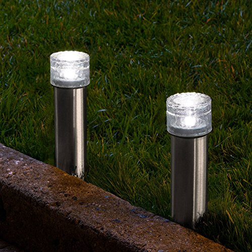 Stainless Steel Outdoor Bollard Lighting - 6