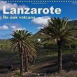 Lanzarote - Ile aux volcans 2016: Un voyage photographique sur l'ile de Lanzarote (Calvendo Places) (French Edition)