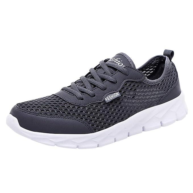 Amazon.com: Zapatillas de correr deportivas para hombre y ...