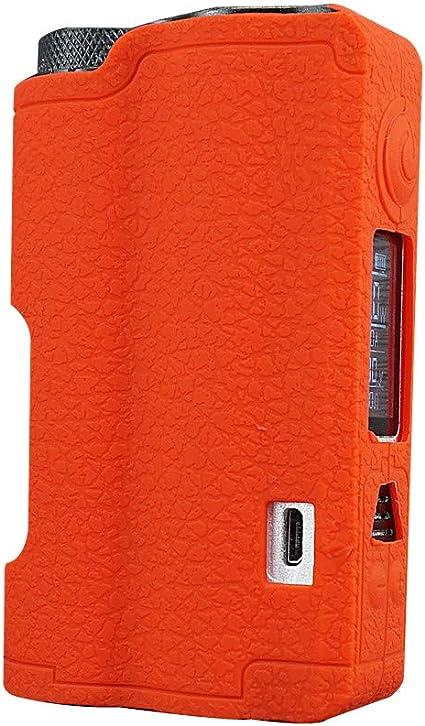 Dovpo Topside Case Dsc Mart Texture Silikon Cover Für Dovpo Topside 90w Squonk Mod Schutzhülle Shield Wrap Rot Elektronik