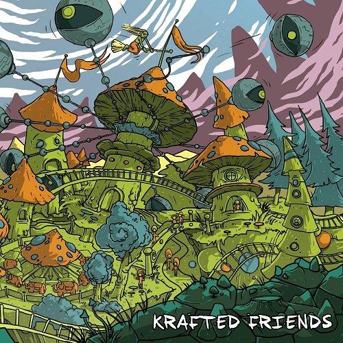 VA-Krafted Friends-(ORGAL004)-WEB-2016-wAx Download