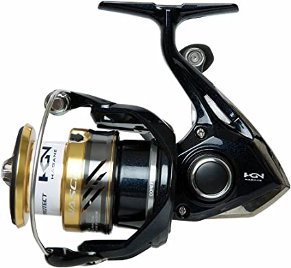 SHIMANO Ultegra Spinning Angelrolle mit Frontbremse