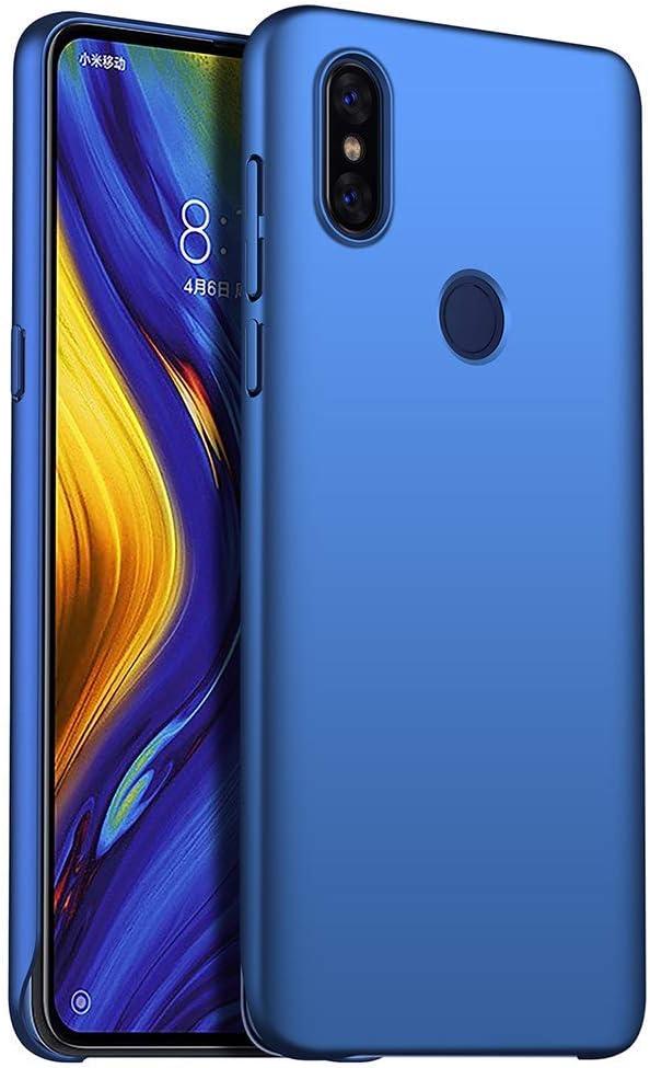 TenYll Funda para Xiaomi Mi Mix 3 5G,Nueva Cubierta Delgado Caso ...