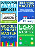 Business Ideas from Home: How to Start a Profitable Online Business from Home. Google SEO, Teespring Selling, Fiverr Freelancing & Fiverr Service Reselling.