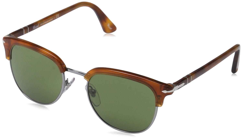 3a0e719f896555 Persol 3105S 96 4E Terra di Siena 3105S Retro Sunglasses Lens Category 2  Lens M  Amazon.ca  Jewelry