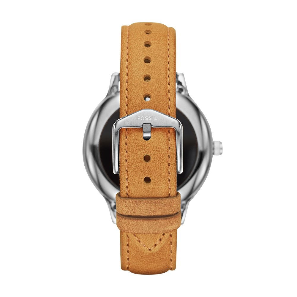 Fossil Gen 3 Smartwatch - Q Venture Luggage Leather FTW6007 by Fossil (Image #4)