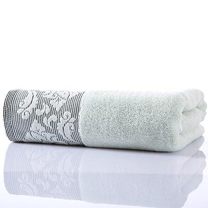 baño María/Puro algodón acolchado suave adulto toalla/ mayor toalla del algodón tubo mejores