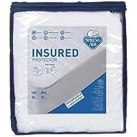 Spring Air_ Protector Impermeable para colchón Insured Matrimonial