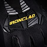 Ironclad CCG2-01-XS Cold Condition 2 Gloves, Black, X-Small
