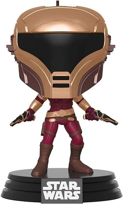 Amazon Com Funko Pop Star Wars Episode 9 Rise Of Skywalker Zorii Bliss Funko Toys Games